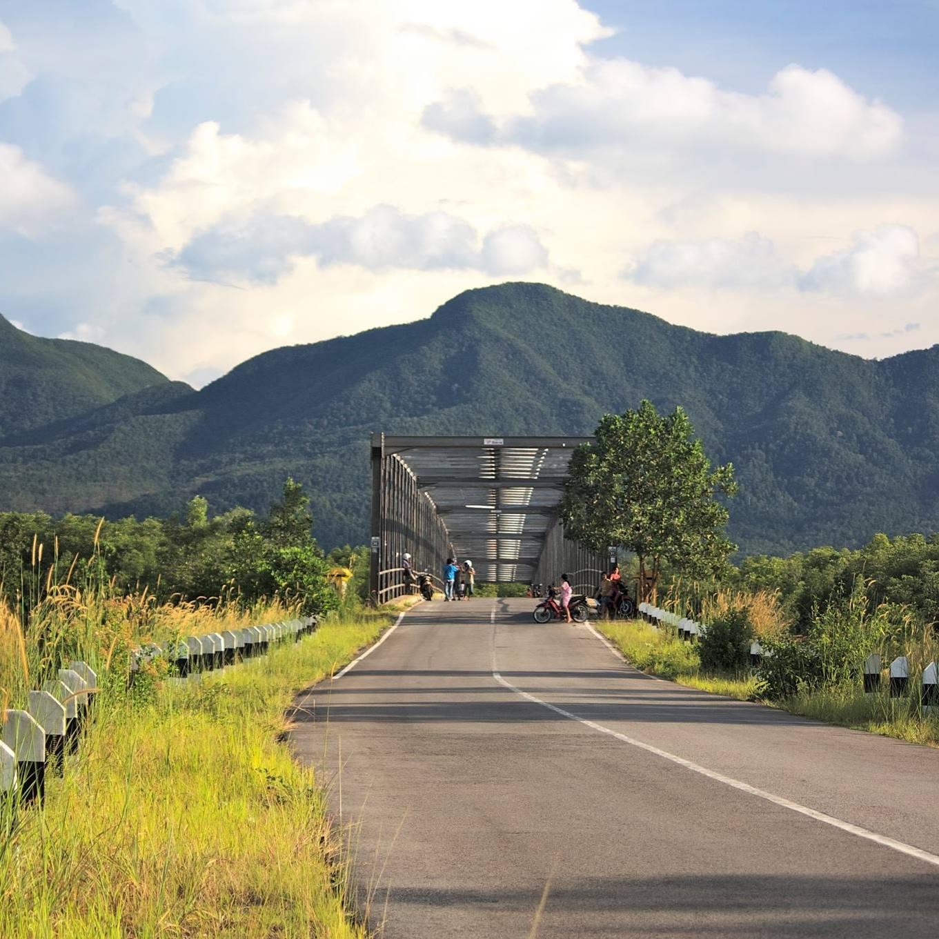 Jembatan Perimping Lumut